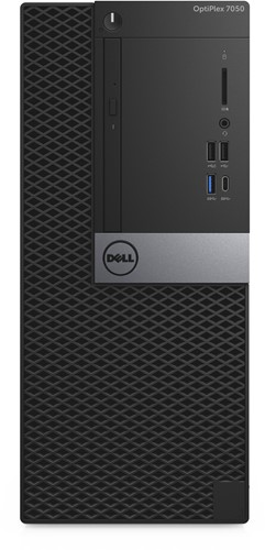 DELL OptiPlex 7050 3.4GHz i5-7500 Toren Zwart PC-1