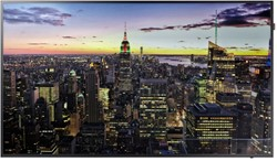 "Samsung 75"" QB75H Video wall 75"" LED Wi-Fi Zwart"
