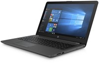 "HP 250 G6 2GHz i3-6006U 15.6"" 1366 x 768Pixels Zwart Notebook"