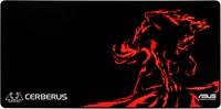 ASUS Cerberus Mat XXL Zwart, Rood muismat-1