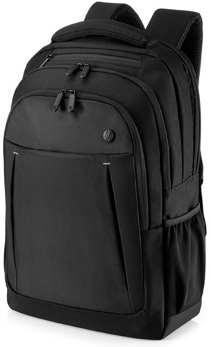 "HP 17.3 Business Backpack 17.3"" Rugzak Zwart"