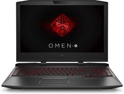 "HP OMEN X 17-ap010nd Zwart Notebook 43,9 cm (17.3"") 1920 x 1080 Pixels 2,9 GHz Zevende generatie Intel® Core™ i7 i7-7820HK"