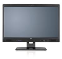"""Fujitsu ESPRIMO K557/24 3.4GHz i3-7100T 23.8"""" 1920 x 1080Pixels Zwart Alles-in-één-pc"""