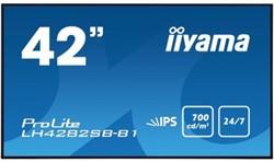 "iiyama LH4282SB-B1 42"" LED Full HD Zwart beeldkrant"