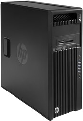 HP Z440 3.6GHz E5-1650V4 Mini Toren Zwart Workstation