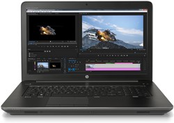 HP ZBook 17 G4 mobiel workstation