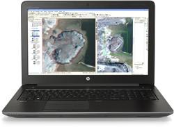 "HP ZBook 15 G3 2.8GHz E3-1505MV5 15.6"" 1920 x 1080Pixels Zwart Mobiel werkstation"