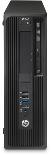 HP Z240 SFF 3.7GHz E3-1245V6 SFF Zwart Workstation-3