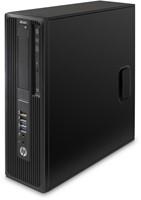 HP Z240 SFF 3.7GHz E3-1245V6 SFF Zwart Workstation