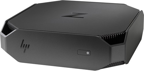HP Z2 Mini G3 3.5GHz E3-1245V5 Desktop Zwart Workstation