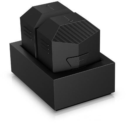 HP 2HY51AA Indoor battery charger Zwart