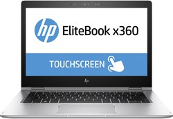 "HP EliteBook x360 1030 G2 2.5GHz i5-7200U 13.3"" 1920 x 1080Pixels Touchscreen Zilver Hybride (2-in-1)"