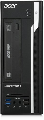 Acer Veriton X2640G 3.9GHz i3-7100 Zwart PC-1