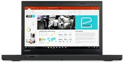 "Lenovo ThinkPad L470 2.4GHz i3-7100U 14"" 1920 x 1080Pixels Zwart Notebook"