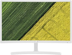 "Acer ED246Y 23.8"" Full HD Zilver Gebogen computer monitor"
