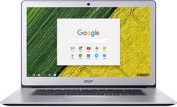 "Acer Chromebook 15 CB515-1HT-C21R 1.1GHz N3450 15.6"" 1920 x 1080Pixels Zilver Chromebook"