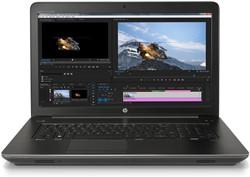"HP ZBook 17 G4 3.1GHz E3-1535Mv6 17.3"" 3840 x 2160Pixels Zwart Mobiel werkstation"