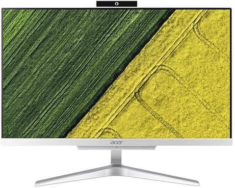 """Acer Aspire C22-720 1.6GHz J3060 21.5"""" 1920 x 1080Pixels Wit Alles-in-één-pc-1"""