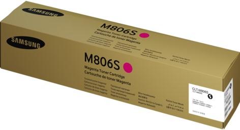 Samsung CLT-M806S Lasertoner Magenta