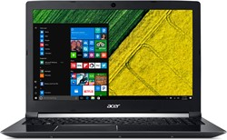 "Acer Aspire 7 A715-71G-51D3 2.5GHz i5-7300HQ 15.6"" 1920 x 1080Pixels Zwart Notebook"