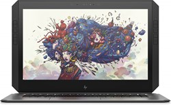 "HP ZBook x2 G4 2.7GHz i7-7500U 14"" 3840 x 2160Pixels Touchscreen Grijs Hybride (2-in-1)"