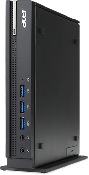 Acer Veriton N4640G 3.2GHz i3-6100T Desktop Zwart PC-1