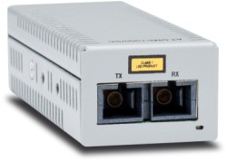 Allied Telesis AT-DMC1000/SC-00 1000Mbit/s 850nm Multimode netwerk media converter