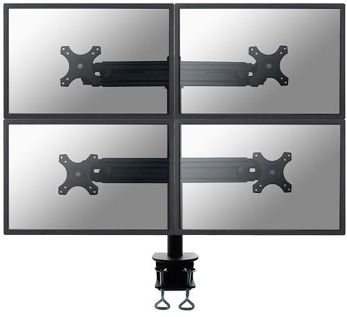 Newstar FPMA-D700D4 flat panel bureau steun
