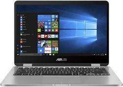"""ASUS VivoBook Flip TP401CA-EC036T 1.00GHz m3-7Y30 Intel® Core™ M 14"""" 1920 x 1080Pixels Touchscreen Grijs Hybride (2-in-1)"""