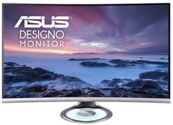 """ASUS Designo MX32VQ 31.5"""" Wide Quad HD VA Zwart, Grijs computer monitor"""