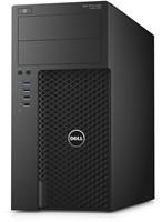 DELL Precision T3620 3.5GHz E3-1240V5 Mini Toren Zwart Workstation