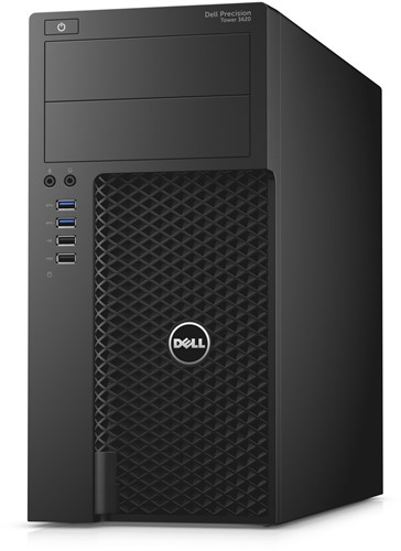 DELL Precision T3620 3.5GHz E3-1240V5 Mini Toren Zwart Workstation-3