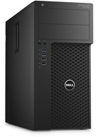 DELL Precision T3620 3.5GHz E3-1240V5 Mini Toren Zwart Workstation-2