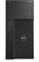 DELL Precision T3620 3.4GHz i7-6700 Mini Toren Zwart Workstation