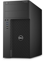 DELL Precision T3620 3.4GHz i7-6700 Mini Toren Zwart Workstation-3