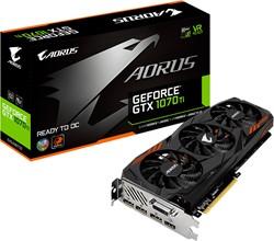 Gigabyte AORUS GeForce GTX 1070Ti 8G GeForce GTX 1070 Ti 8GB GDDR5