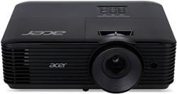 Acer Essential X128H Desktopprojector 3600ANSI lumens DLP XGA (1024x768) 3D Zwart beamer/projector