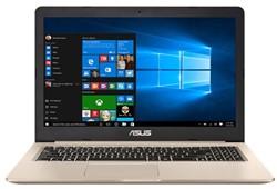 "ASUS VivoBook Pro N580VD-E4714T 2.8GHz i7-7700HQ 15.6"" 1920 x 1080Pixels Goud, Metallic Notebook"