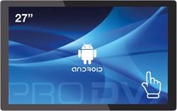 "ProDVX APPC-27DSK 2GHz RK3288 27"" 1920 x 1080Pixels Touchscreen Zwart Alles-in-één-pc"