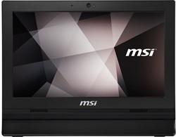 """MSI Pro 16T 7M-023XEU 39,6 cm (15.6"""") 1366 x 768 Pixels Touchscreen 1,8 GHz Intel® Celeron® 3865U Zwart Alles-in-één-pc"""