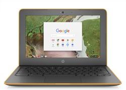 "HP Chromebook 11 G6 EE 1.1GHz N3350 11.6"" 1366 x 768Pixels Zilver Chromebook"