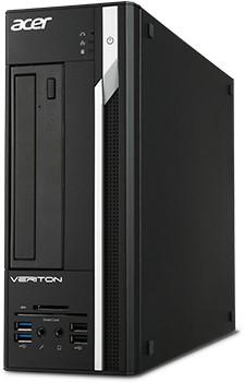 Acer Veriton X4650G 2.7GHz i5-6400 Desktop Zwart PC-2