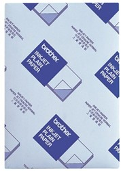 Brother BP60PA Inkjet Paper A4 (210×297 mm) Gesatineerd-mat Wit papier voor inkjetprinter