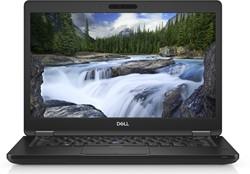 "DELL Latitude 5490 1.7GHz i5-8350U 14"" 1920 x 1080Pixels Zwart Notebook"
