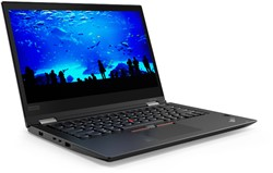 "Lenovo ThinkPad X380 Yoga 1.6GHz i5-8250U 13.3"" 1920 x 1080Pixels Touchscreen Zwart Hybride (2-in-1)"