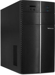 MEDION AKOYA P46019 3GHz i5-7400 Zwart PC