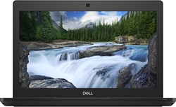 "DELL Latitude 5290 1.70GHz i5-8350U 12.3"" 1920 x 1280Pixels Touchscreen Zwart Notebook"