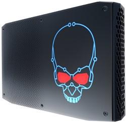 Intel NUC NUC8i7HNK BGA 2270 3,1 GHz i7-8705G 1.2L maat pc Zwart