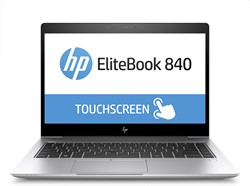 "HP EliteBook 840 G5 1.6GHz i5-8250U 14"" 1920 x 1080Pixels Touchscreen Zilver Notebook"