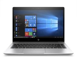 """HP EliteBook 840 G5 1.6GHz i5-8250U 14"""" 1920 x 1080Pixels Zilver Notebook"""
